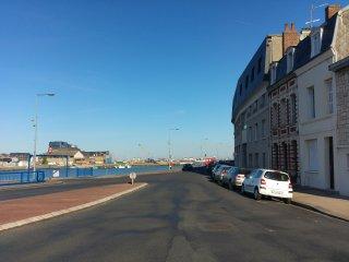 Nouveau gite entierement restaure tres bien situe avec vue superbe sur le port