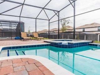 Championsgate Resort - 8BD/5BA Pool Home - Sleeps 16 - Platinum