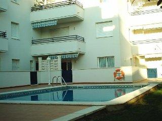 Fantastico apartamento con acceso directo a piscina