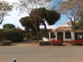 Villa avec piscine, 850m de la plage, environnement boise