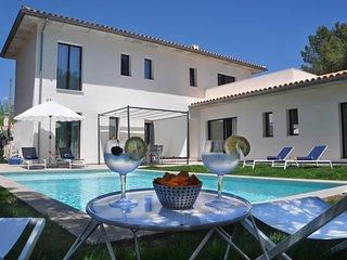 Villa Fortalesa 4408 Alcudia a pocos metros de la playa de Sant Joan