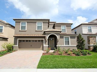 ChampionsGate - Pool Home 9BD/5BA - Sleeps 19 - Platinum - RCG937