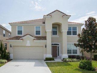 Windsor Hills - Pool Home 6BD/4BA Near Disney- Sleeps 12 - Platinum