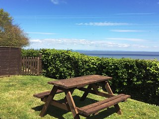 Elm Bungalow, Blue Anchor - Level access bungalow with stunning sea views