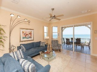 Cinnamon Beach 741 - Direct Oceanfront Signature End Unit !, Palm Coast
