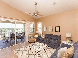 Top Floor Penthouse Corner Unit in Beautiful Cinnamon Beach - 1065!!