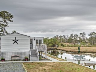 Let go of all of your worries at this waterfront property.
