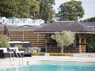 3 Bedroom Deluxe Lodge at Norfolk Park