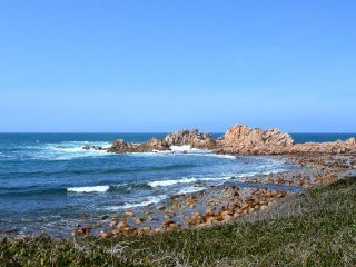 Panoramic Sea Views - Cottage-Apartment Near Beach In Wild, Unspolit Sardinia