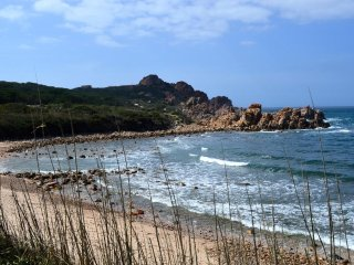 Walk To The Beach From Your Cottage-Apartment Set In Wild, Rural Sardinia