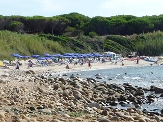 Walk To The Beach -  Your Sea View Apartment In Sardinia