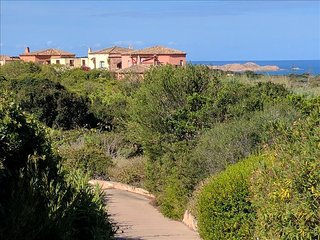 Rural Sardinia! Cottage-Apartment, Sea Air And Sandy Beaches