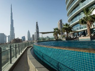 Brand New Hotel Apartment Full Burj View, Dubai