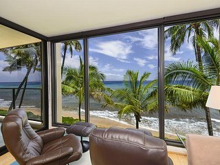 New Listing from $225/night! Amazing Panoramic Ocean Views - 1Br/1Ba Mahana