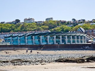 Nautilus Apartment located in Westward Ho!, Devon