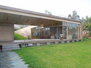 Modern & Rustic Garden House Pool & Steam Sauna in Pachacamac - Lima, Peru