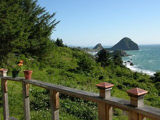 2BR Gold Beach House w/Ocean Views!