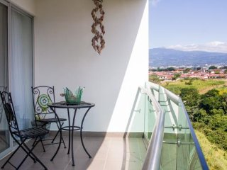 Two bedroom in Rohrmoser with view