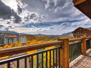 Gorgeous two floor condo at See Forever, mountain views, short walk to Gondola - Cornerstone at See Forever