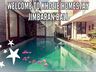 Khozie Homestay Jimbaran # 2 Unit 1
