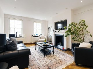 Chelsea Pelham Retreat apartment in Kensington & Chelsea with WiFi, balkon