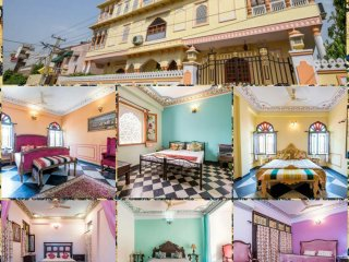 'Court Shekha'- A Regal Home in the Pink City!