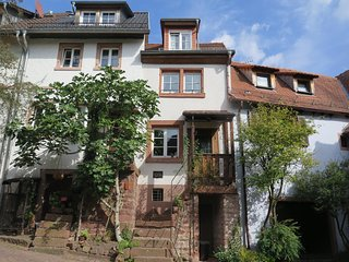 Historisches Ferienhaus 'Veste Dilsberg' bei Heidelberg