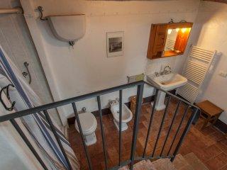 Casa Dami at Spannocchia