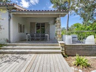 Maison de 4 chambres rénovée au Cap Ferret