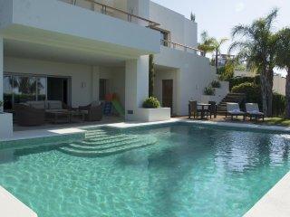 Villa sur les greens vue panoramique