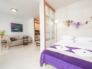 Studio Apartment BIELANY 6