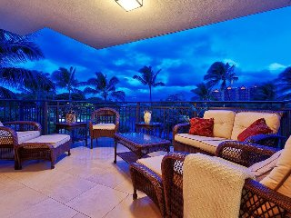 Ocean Tower 314 (#7)  2 BR / 2 BA Partial Ocean Views ~ Sunset Side