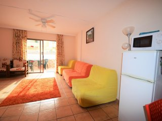 Large studio in Las Americas 4 guests Wi-Fi
