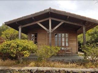 Bungalow with wonderful sea view, Las Manchas