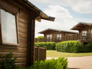 Greetham Valley Self Catering Lodges Exterior