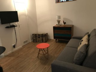 Furnished studio rue des Abbesses (District of Montmartre)