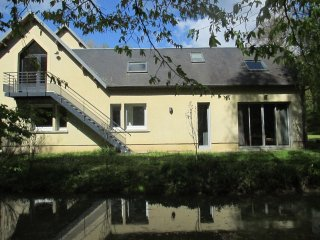 House - 5 km from the beach, Villequier-Aumont