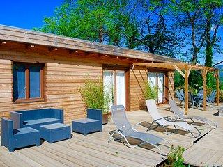 Maison en Bois Ecoartlodge