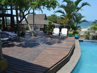 Nkwazi Tree Lodge, Zinkwazi Beach