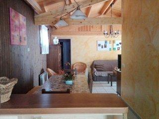 Villa Luiser, la casa de madera