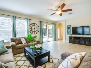 BRAND NEW 6BR 4.5Bath SOLTERRA home with south pool/spa & game room from $213/nt