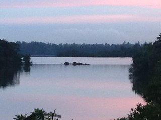 Cinnamon Lodge. Two bedroom vIlla with lovely garden overlooking Koggala lake