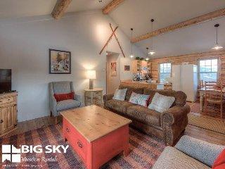 Big Sky Moonlight Basin | Cowboy Heaven Cabin 7 Cowboy Heaven Spur