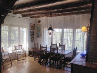 """Casa rustica """"El Mirador"""" en la sierra del Montsec"""