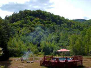 Amazing Geodesic Dome House - Private Pool - Hot Tub - WiFi -Near Sunday River