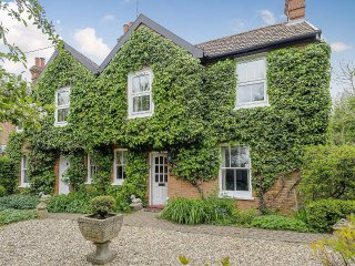 Beautiful Victorian Farmhouse set in a  wonderful garden in the heart of Suffolk