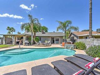 NEW! 4BR Scottsdale House w/Resort-Style Backyard!