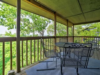 Quiet Condo 1.5 Mi. to SDC w/Best View in Branson!
