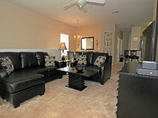 Oakwater - 3BR/2BA Condo Near Disney - Sleeps 8 - Gold - ROW363