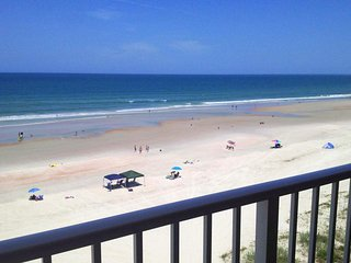Oceanfront Condo w/ Unobstructed View | Ponce Inlet | theCondo